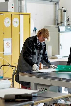 Brunel Mitarbeiter arbeiten gemeinsam im Team