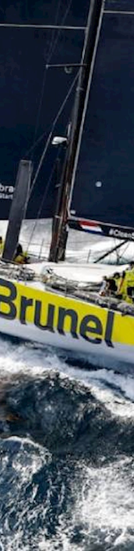Team Brunel startet ins Volvo Ocean Race