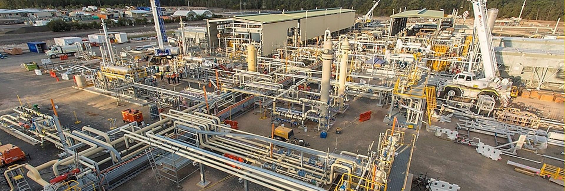 Surat Gas Project