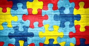 Autism Awareness puzzle