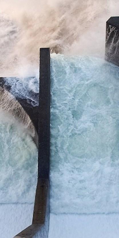 hydroelectrical dam