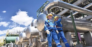 engineer at refinery