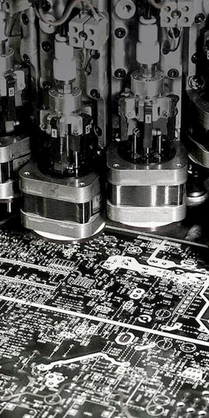 Brunel unterstützt im Bereich Industrial IT