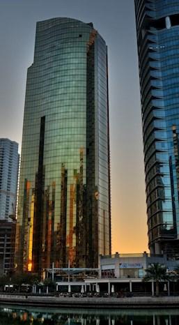Office picture Dubai Building 3