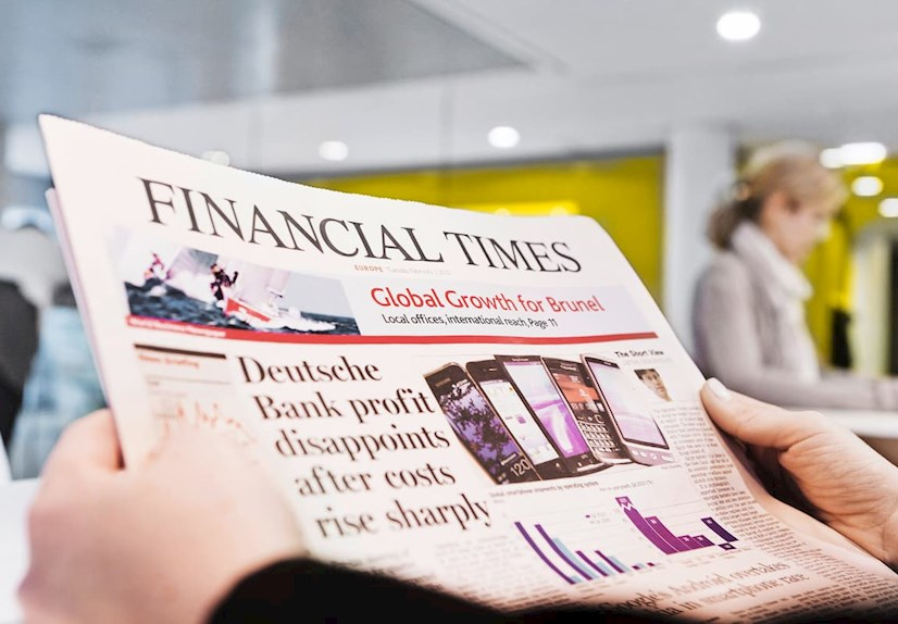 Header Press Room Brunel In Financial Times Close Up