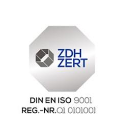 Certifikáty Brunel CZ s.r.o. DIN EN ISO 9001