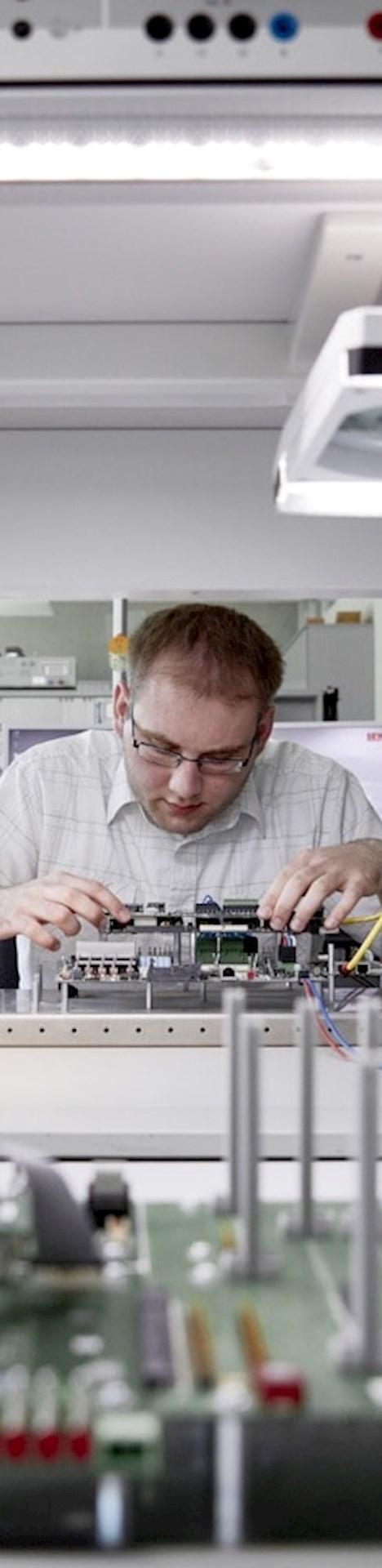 Hardware-Entwickler