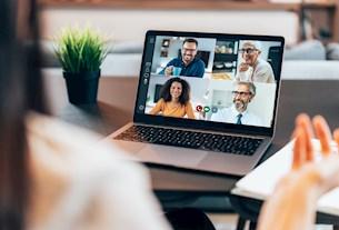 Teammeeting online