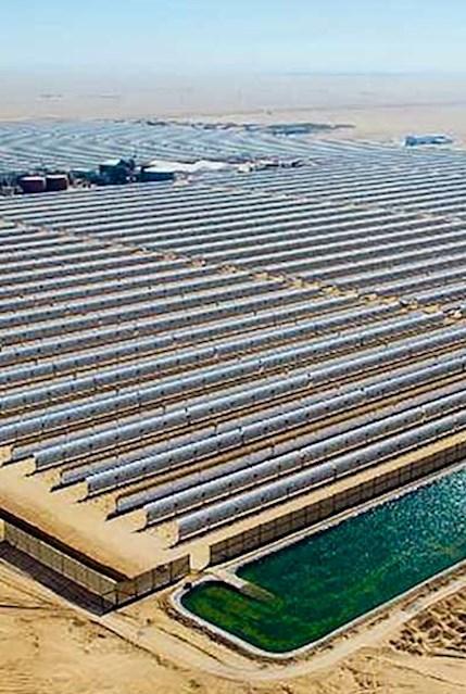 50-MW-CSP-Anlage