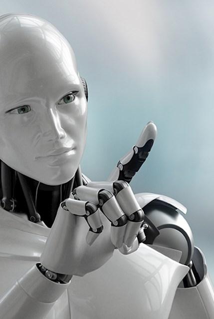 Menschlicher Roboter