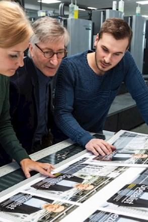Unser Unternehmensmagazin Der Spezialist erscheint zweimal jährlich