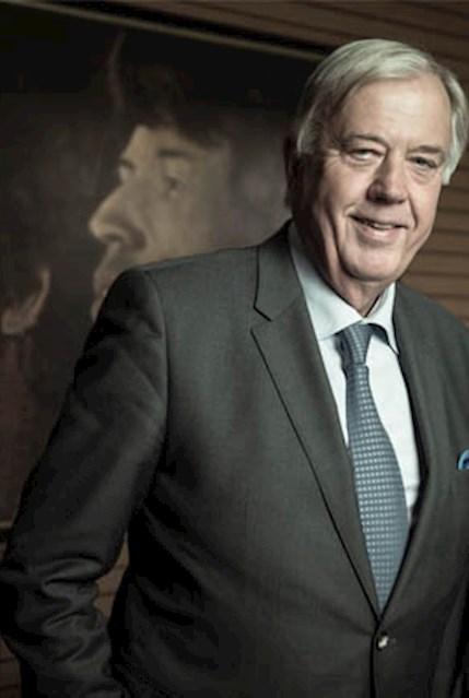 Brunel Gründer Jan Brand mit CEO Jan Arie van Barneveld