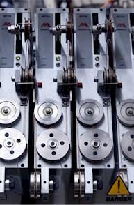 Maschine Anlage Detailansicht