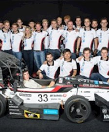 Das Formula Student Team AMZ Racing.
