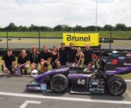 Das Formula Student Team Weingarten.