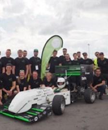 Das Formula Student Team HTW Motorsport.