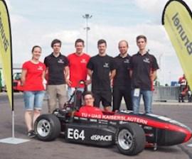 Das Formula Student Team KaRaT Kaiserslautern.