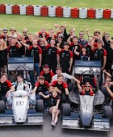 Das Formula Student Team MunicHMotorsports.