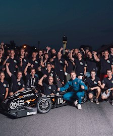 Das Formula Student Team Herkules Racing.