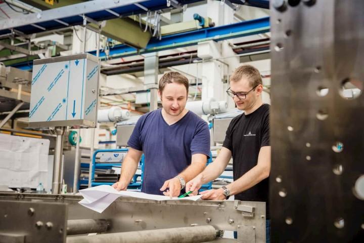 Filip Zahariev, Elektrotechnikingenieur erzählt von seiner Arbeit bei Brunel