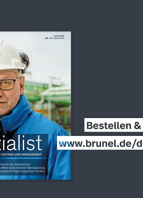 """Magazin """"Der Spezialist"""""""