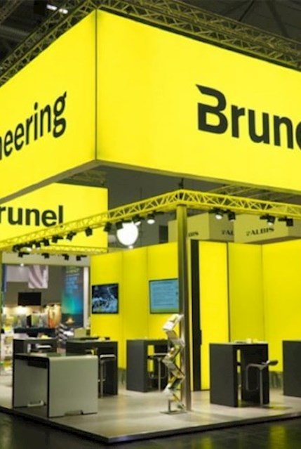Brunel ist auf verschiedenen regionalen und überregionalen Messen vertreten
