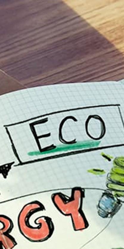Nachhaltigkeit Brainstorming