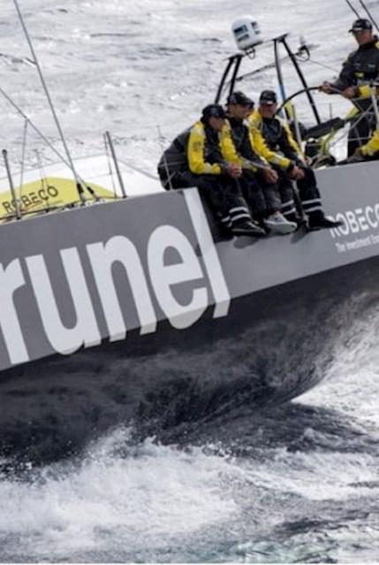 Team Brunel beim Volvo Ocean Race