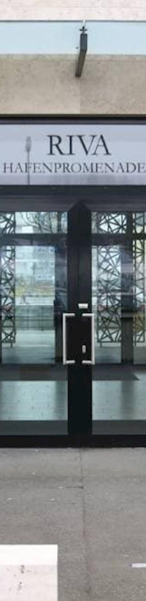 Eingangsbereich der Brunel Niederlassung Dortmund