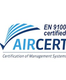 Zertifikat DIN EN 9100