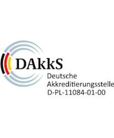 Zertifikat DAkkS