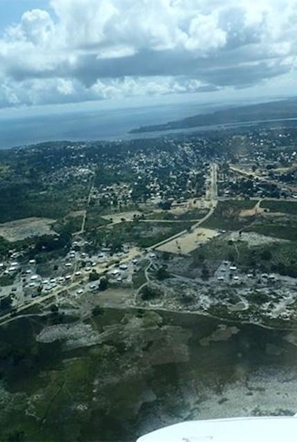 Palma-aerial-view