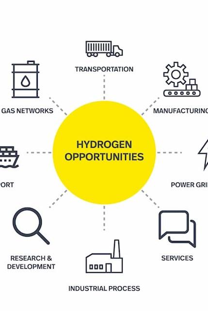 Hydrogen supply chain opportunities