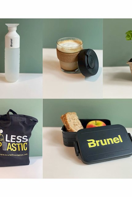 Products for the Brunel Foundation