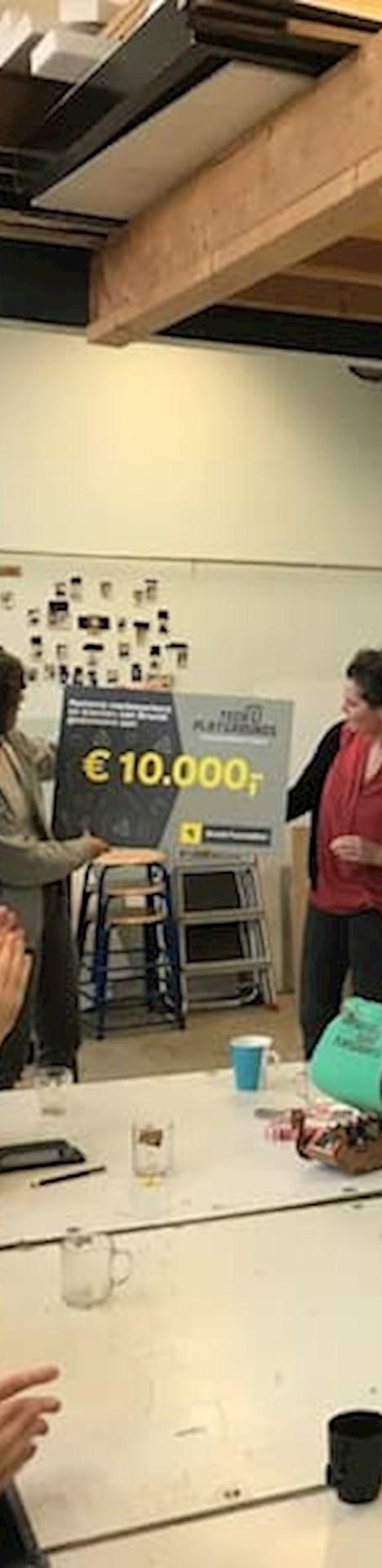 Donation to the Precious Plastic Project