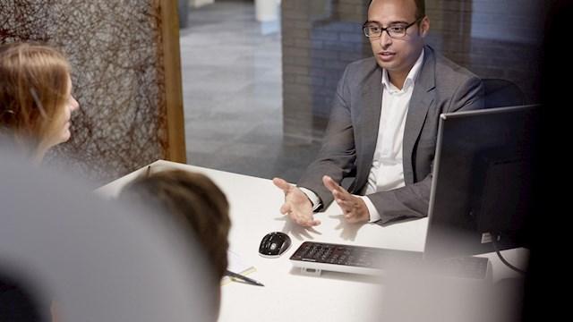 Insurance Banking Header