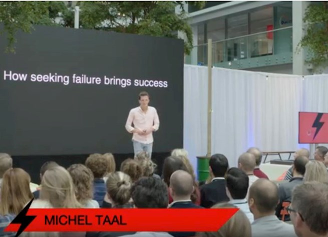 Perfectionisme | TED talk Omgaan met Faalangst