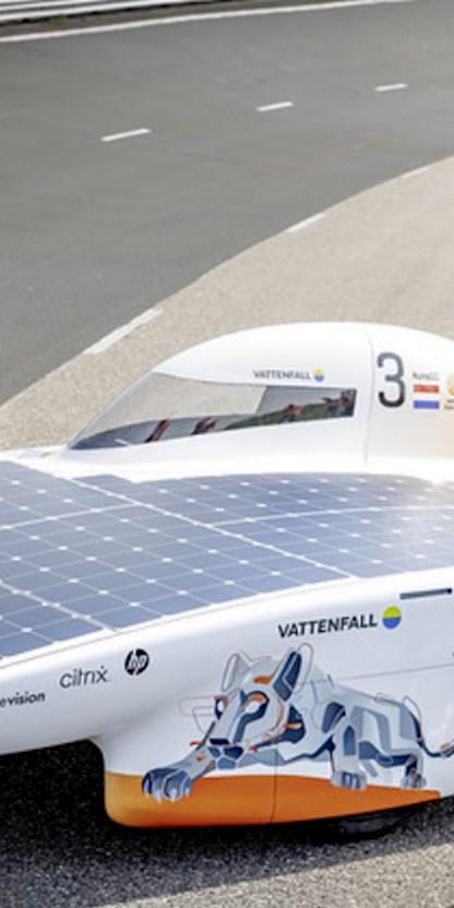 Solar Team Christiaan Wiers en Nuna 11 logo