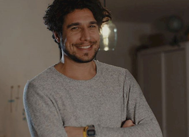 Embedded software engineer Roberto Cairo